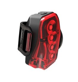 Lezyne LED Laser Drive Taillight 40 Lm Black