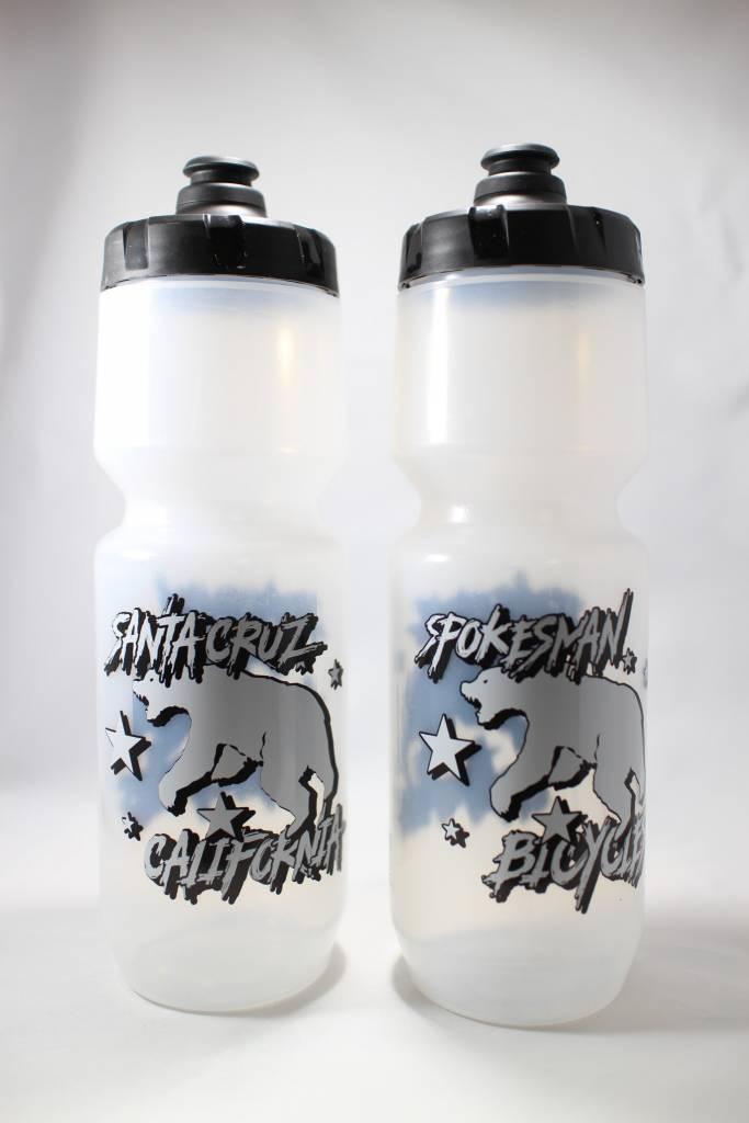 Spokesman Bicycles Spokesman Bear Bottle 26oz