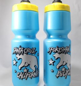 Spokesman Bicycles Spokesman Bear Bottle 26oz