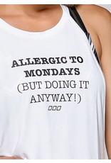 Allergic to Mondays Tank