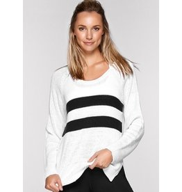 Shape Up L/Slv Knit Top
