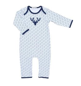 Magnolia Baby Magnolia Baby Buck Applique Playsuit