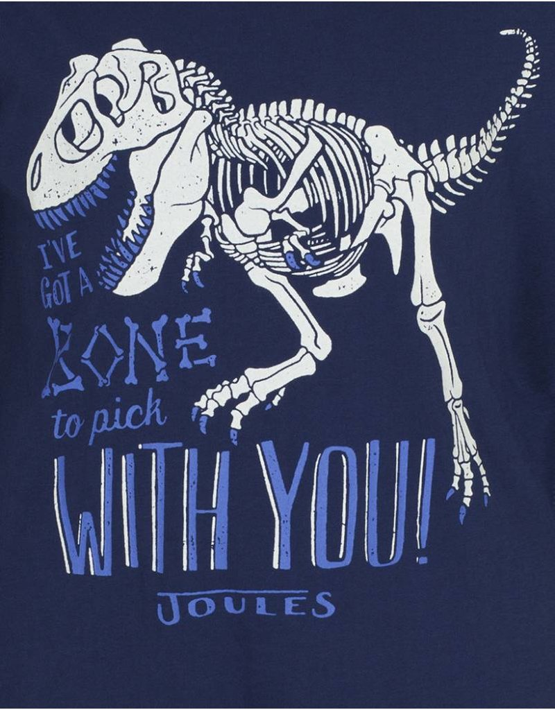 Joules Joules Glow in the Dark Bone