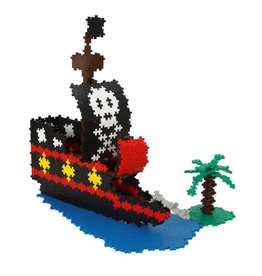 Plus Plus USA Plus Plus 1060 Pc Pirate Ship