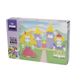 Plus Plus USA Plus Plus 360 Pc Princess Castle Set