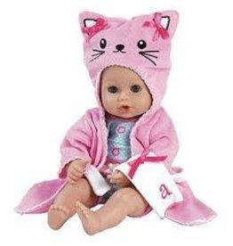 Adora Adora Bath Time Baby - Kitty