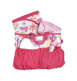 Adora Adora Diaper Bag w/ Accessories