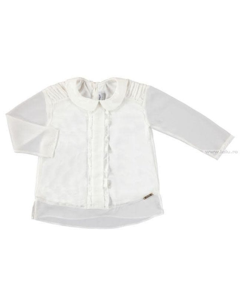 Mayoral Mayoral Collared Blouse