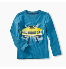 Tea Collection Tea Collection Muscle Car Graphic Tee