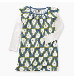 Tea Collection Tea Collection Printed Layered Flutter Dress