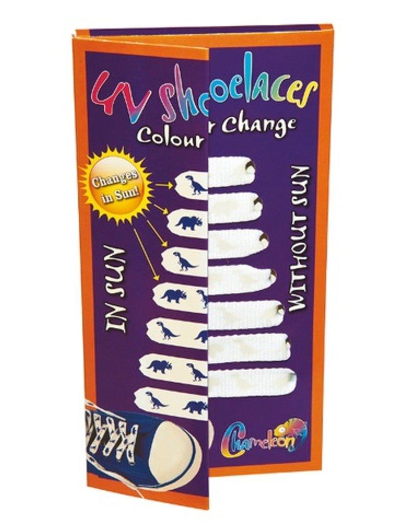 Chameleon Chameleon UV Shoelaces