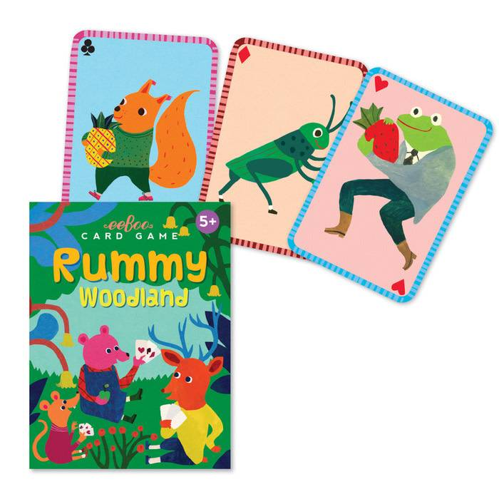Eeboo Eeboo Playing Card Assortment