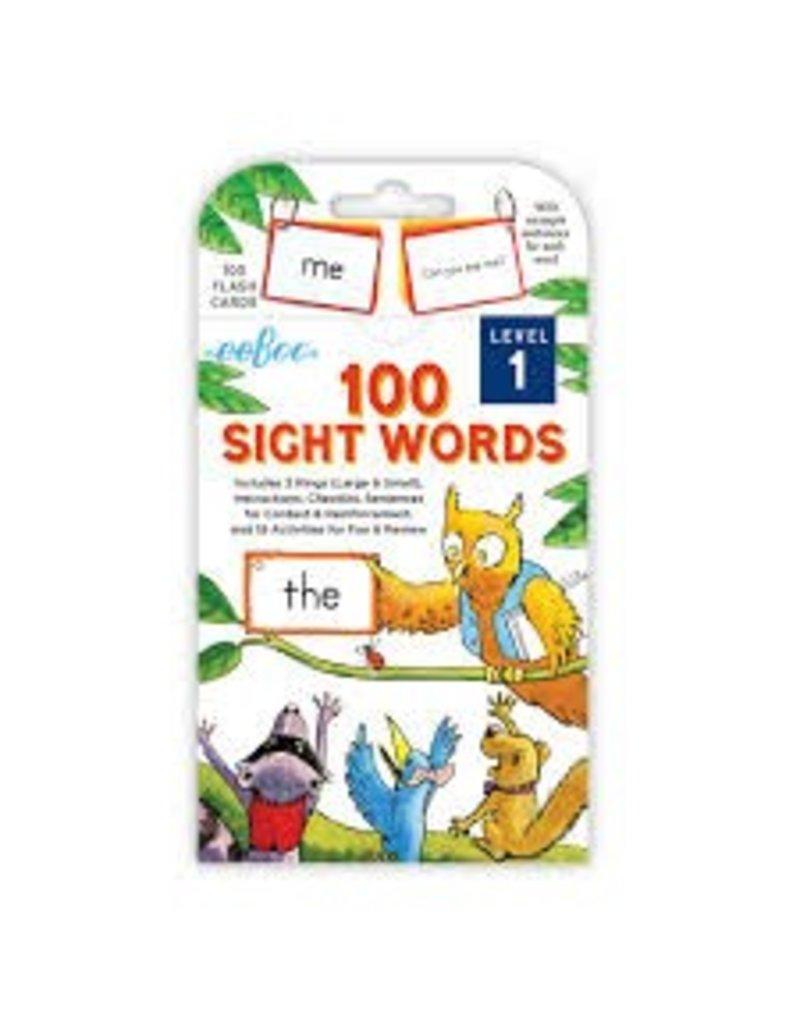 Eeboo Eeboo 100 Sight Words