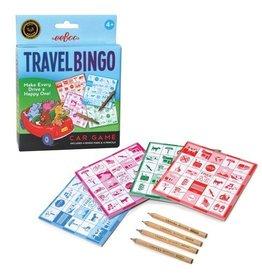Eeboo Eeboo Travel Bingo Card Game