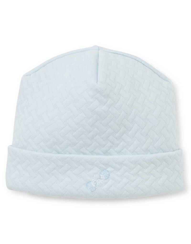 Kissy Kissy Kissy Kissy Jacquard Baby Rattle Hat