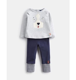 Joules Joules Baby Mack Top & Trouser Set