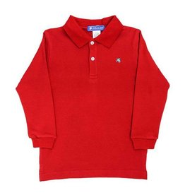 J Bailey J Bailey Harry Polo L/S - Toddler