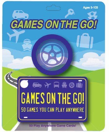 Continuum Games Continuum Games on the Go Travel Game