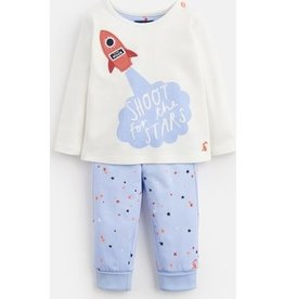 Joules Joules Baby Byron Applique Top and Pants Set
