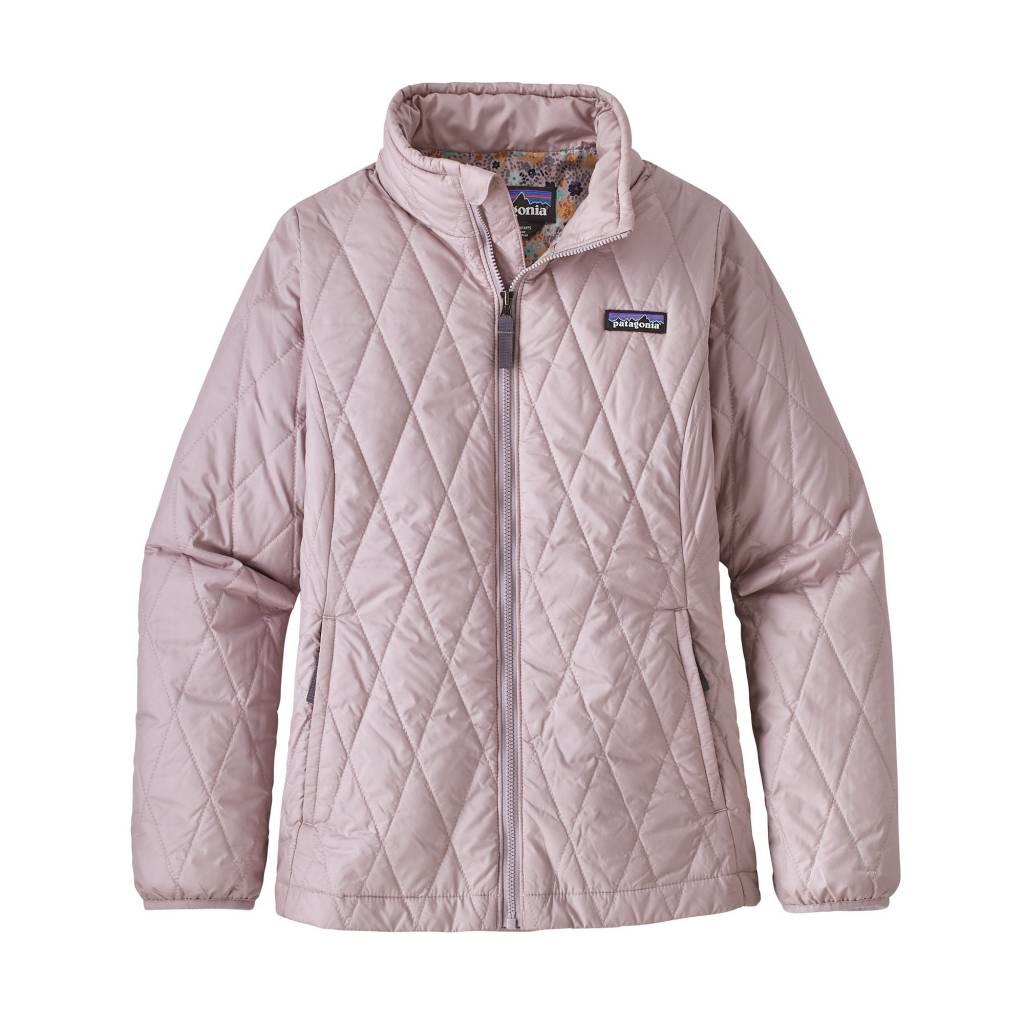 Patagonia Girls Nano Puff Jacket Little Options