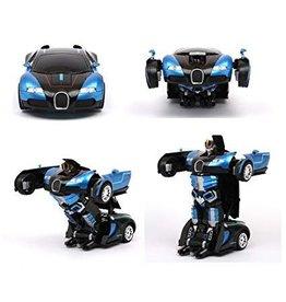 Odyssey Toys Odyssey Auto Moto Transforming Robot Car