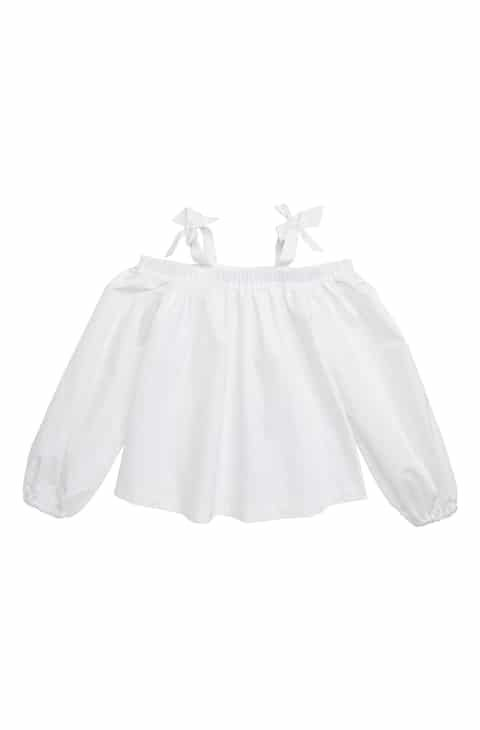 Habitual Girl Habitual Girl Ava Tie Off the Shoulder Top