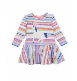 Joules Joules Matilda Jersey Applique Dress