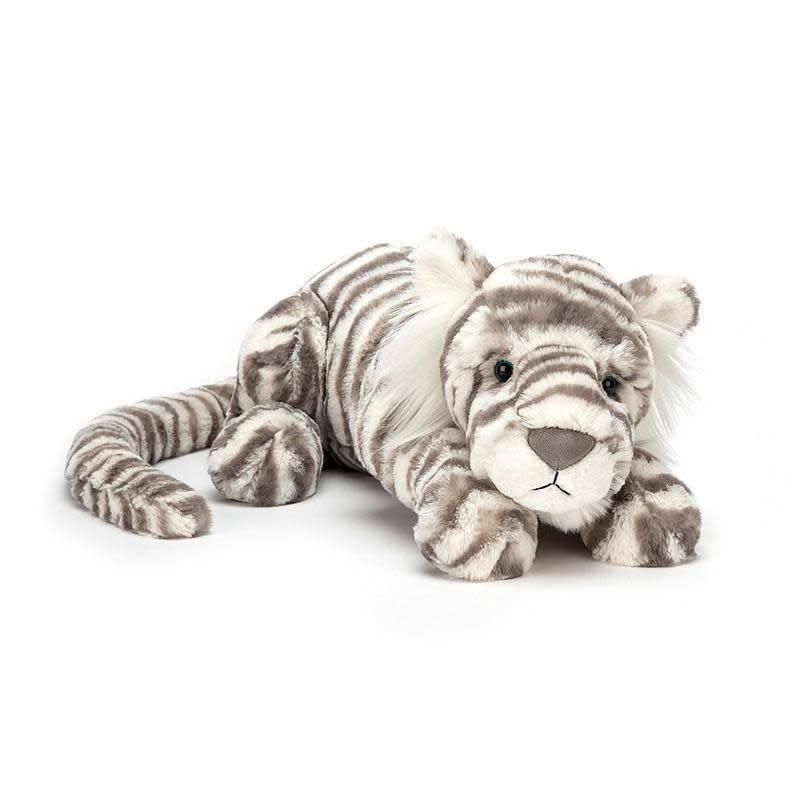 Jellycat Jellycat Little Sacha Snow Tiger