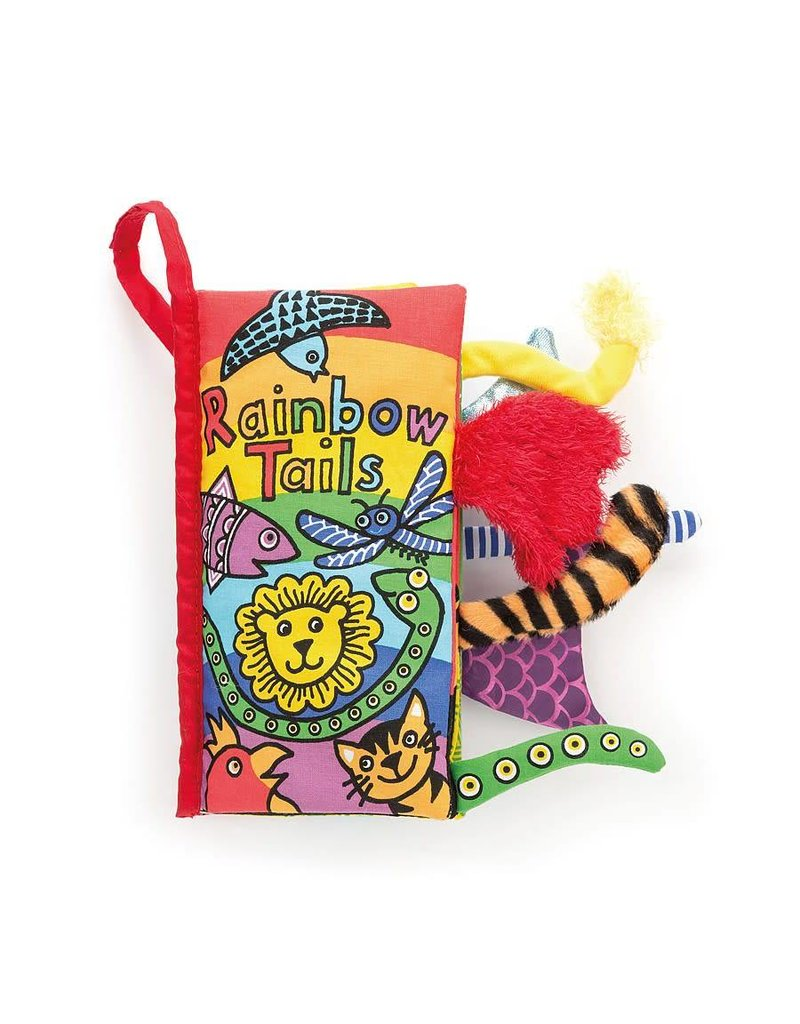 Jellycat Jellycat Tails Book