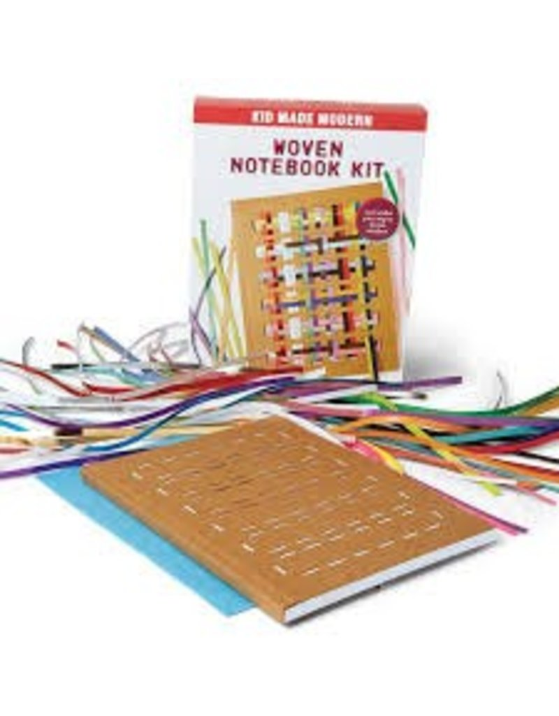 Kid Made Modern Kid Made Modern Woven Notebook Kit