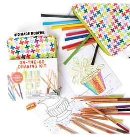 Kid Made Modern Kid Made Modern On the Go Drawing Kit