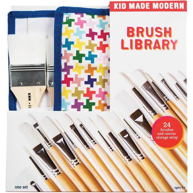 Kid Made Modern Kid Made Modern Brush Library