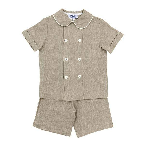 Bailey Boys Bailey Boys Dressy Short Set