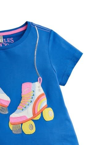 Joules Joules Astra Jersey Applique Top