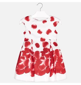 Mayoral Mayoral Petal Print Dress