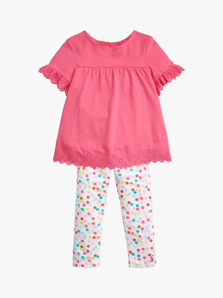 Joules Joules Nell Jersey Top and Legging Set