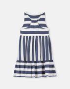 Joules Joules Juno Peplum Midi Dress