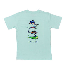 J Bailey J Bailey SS T Shirt - Boy