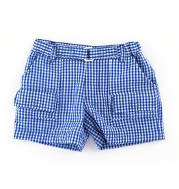 Prodoh Prodoh Mini Gingham Getaway Short