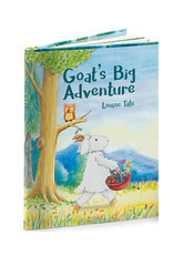 Jellycat Jellycat Goat's Big Adventure Book