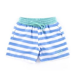 Prodoh Prodoh Striped Swim Trunk