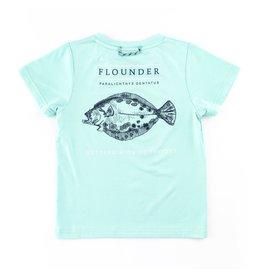 Prodoh Prodoh Flounder Pounder Performance Tee