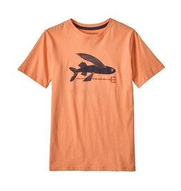 Patagonia Patagonia Flying Fish Organic T-Shirt