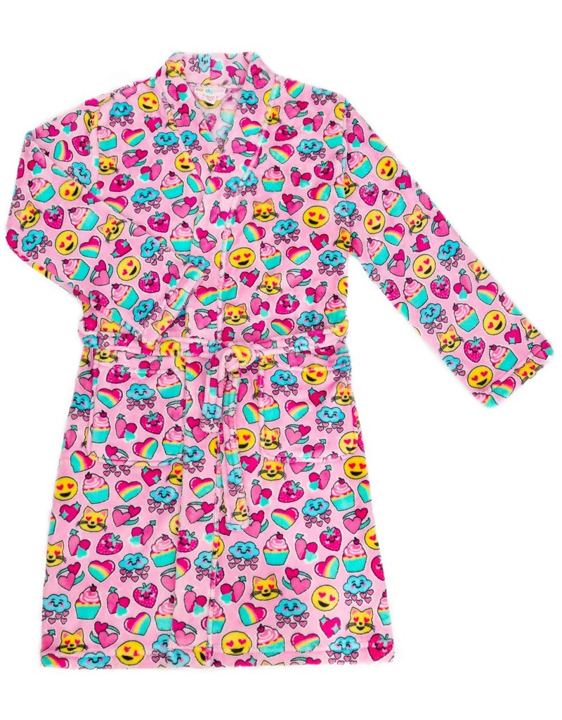 Candy Pink Candy Pink Fleece Robe