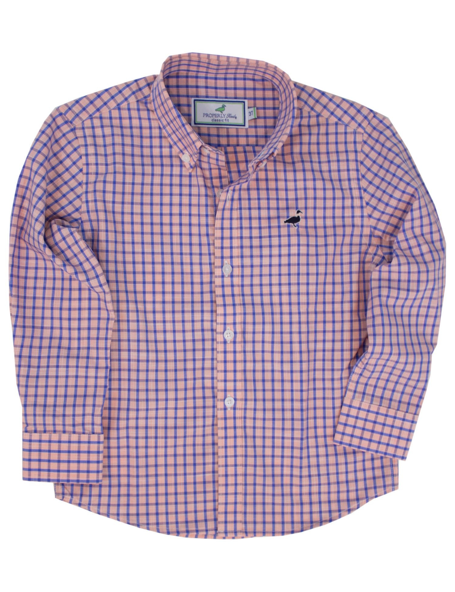Properly Tied Properly Tied Seasonal Sportshirt