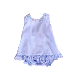 Sophie & Lucas Sophie & Lucas Chambray Swing Float 2pc Set