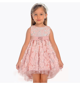 Mayoral Mayoral Tulle Flower Dress