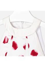 Mayoral Mayoral Petal Pattern Print Dress