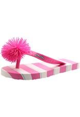 Joules Joules Printed Flip Flops - Girl