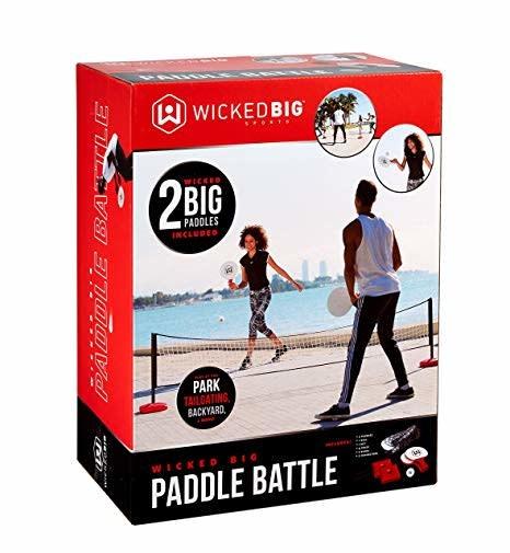 Wicked Big Sports Wicked Big Sports Wicked Big Paddle Battle
